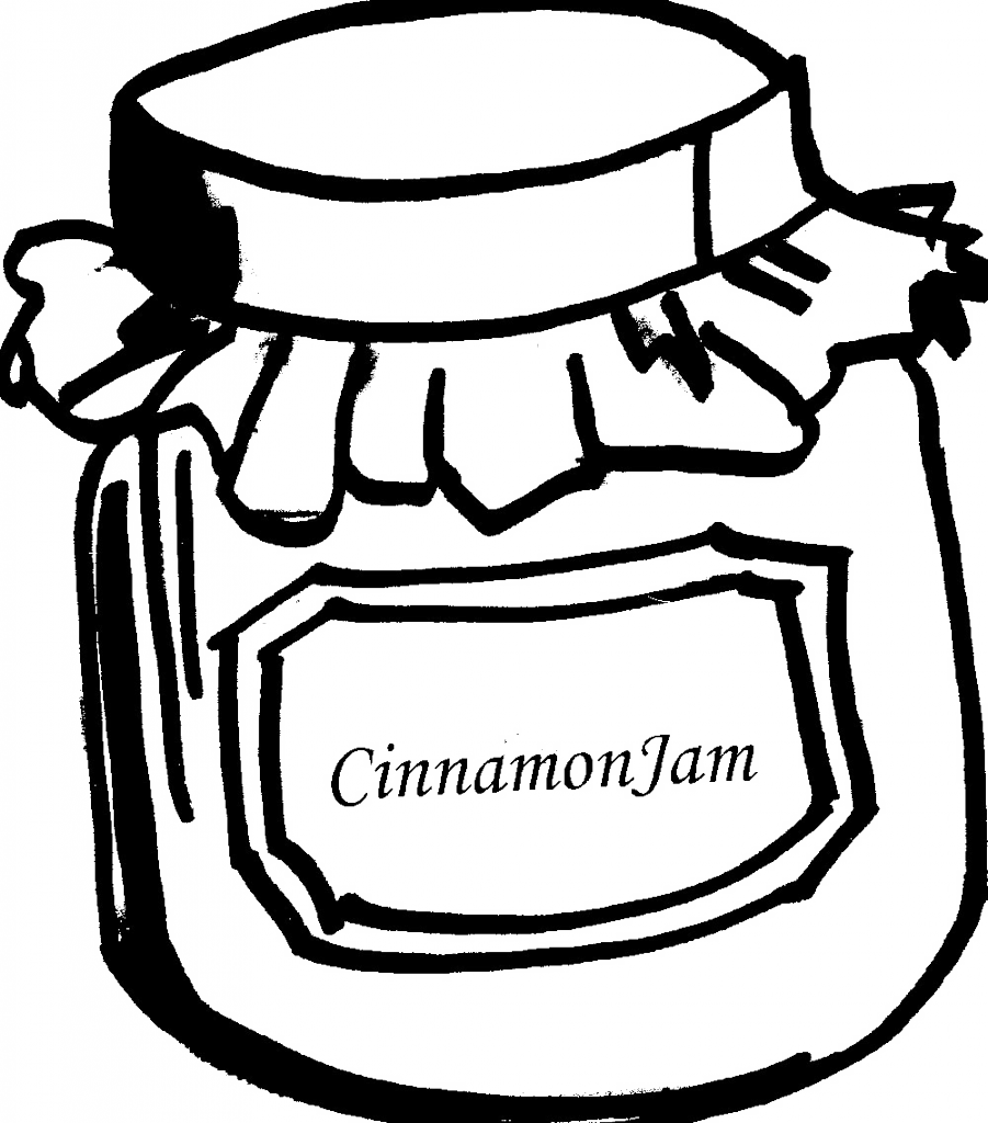 CinnamonJam Jar_transparent